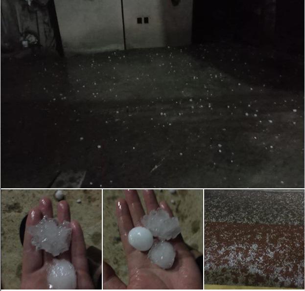 Nông nghiệp miền Bắc bị ảnh hưởng nặng nề vì mưa đá  - Ảnh 1.