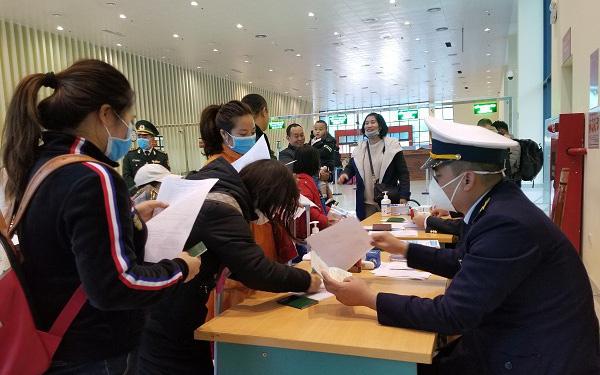 Lạng Sơn: Xuất nhập cảnh qua Cửa khẩu Hữu Nghị giảm mạnh do virus Corona