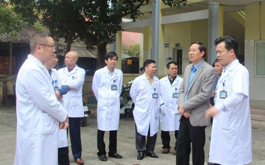 Dịch virus Corona bùng phát, UBND tỉnh Hà Giang ra công điện khẩn
