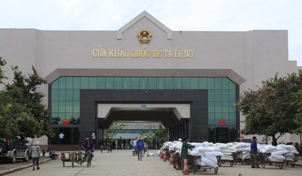 Dịch virus Corona: Cao Bằng kiểm soát chặt người xuất nhập cảnh qua cửa khẩu - Ảnh 2.