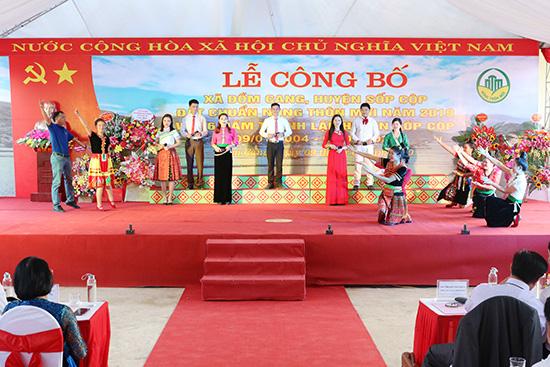 Huyện biên giới Sốp Cộp thêm xã thứ 2 về đích nông thôn mới - Ảnh 3.