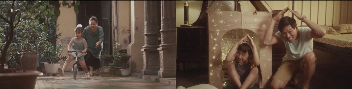 """""""Ngôi nhà Carton"""" – phim ngắn """"gây bão"""" dịp Trung Thu về giá trị của Tổ ấm gia đình - Ảnh 3."""
