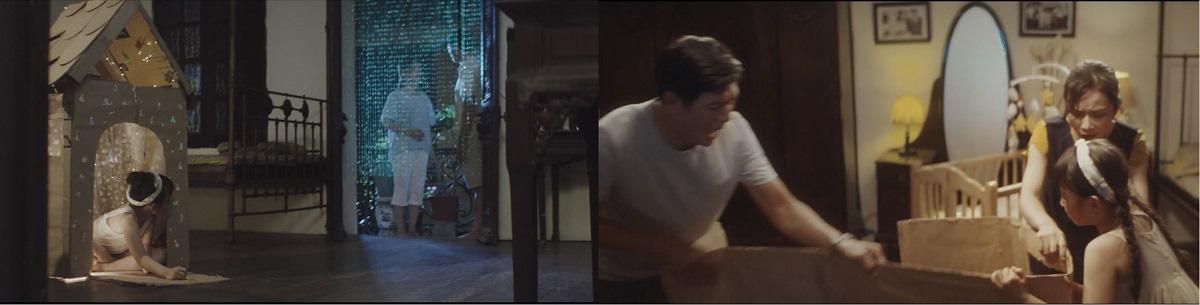 """""""Ngôi nhà Carton"""" – phim ngắn """"gây bão"""" dịp Trung Thu về giá trị của Tổ ấm gia đình - Ảnh 5."""