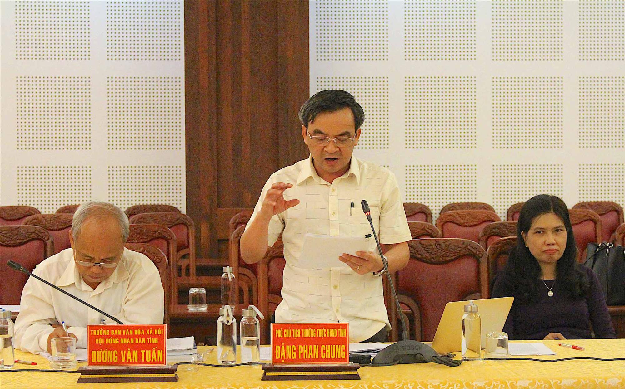 Phó Chủ tịch Hội đồng Nhân dân tỉnh giữ chức Phó Giám đốc Sở LĐTBXH - Ảnh 1.