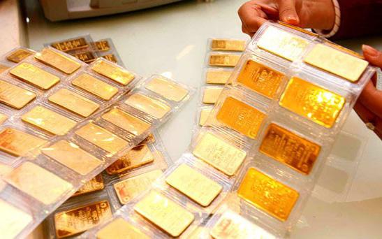 Vàng vừa trải qua tháng tồi tệ nhất trong gần 4 năm - Ảnh 1.