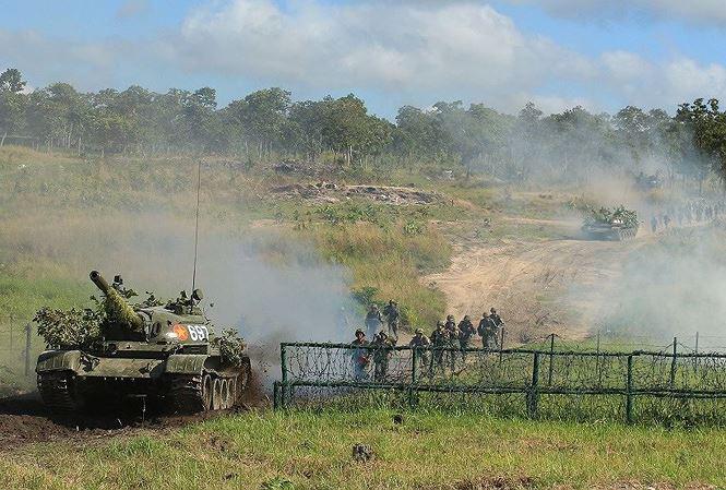 Phấn đấu từ 2030 xây dựng Quân đội hiện đại, nét đặc sắc trong chiến lược Quốc phòng - Ảnh 5.