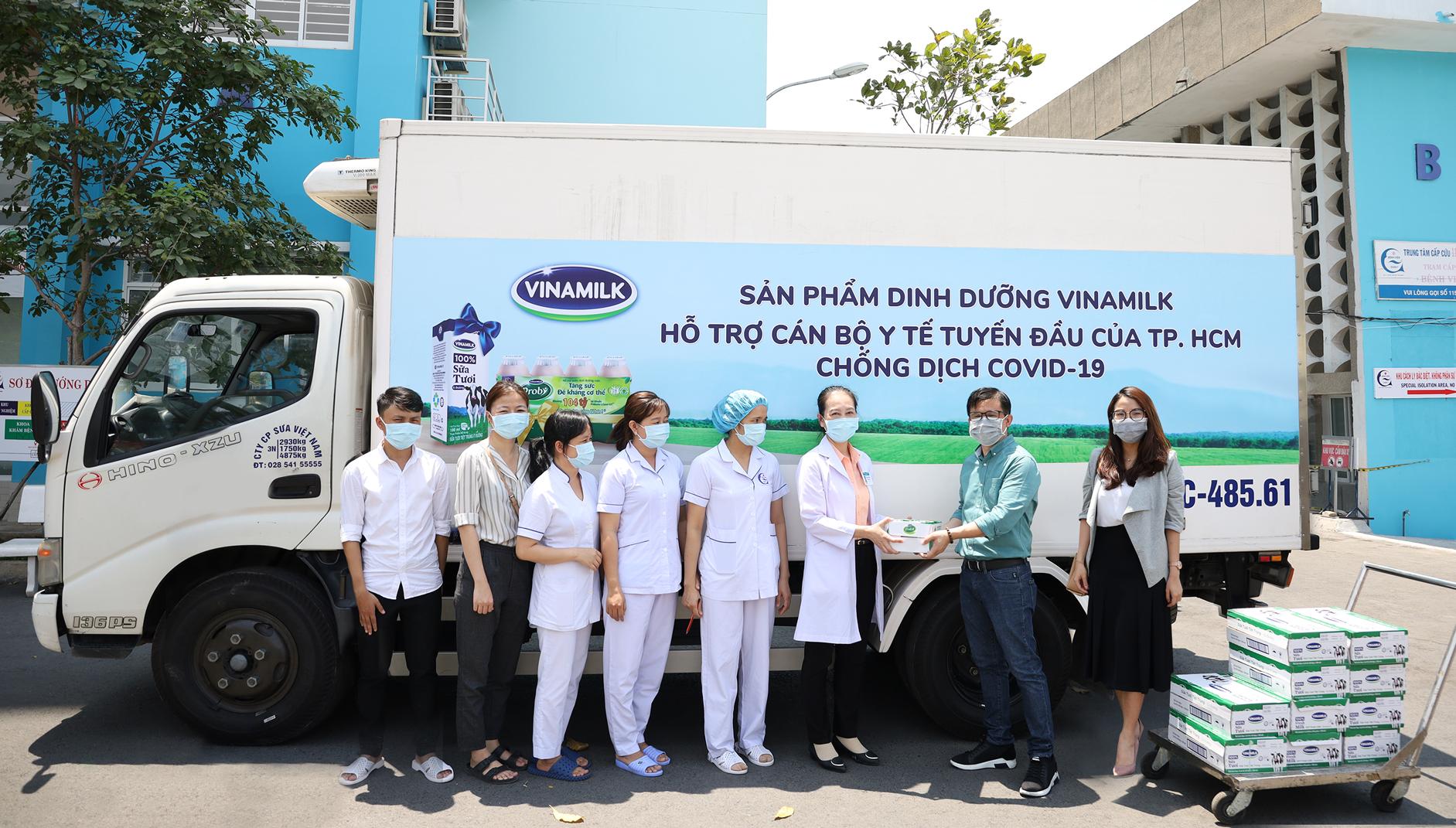 Vinamilk dẫn đầu top 10 thương hiệu mạnh nhất Việt Nam - Ảnh 2.