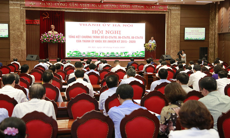 Chủ tịch UBND Hà Nội Chu Ngọc Anh: Kiên quyết xử lý những đơn vị, cá nhân vi phạm - Ảnh 3.
