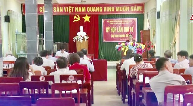 Quảng Ngãi: Thêm 2 huyện có Chủ tịch mới, điều động 1 Bí thư huyện về tỉnh  - Ảnh 2.