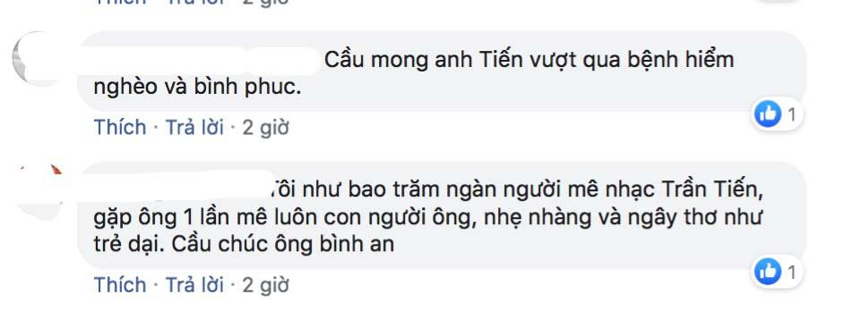 Khán giả bàng hoàng khi hay tin nhạc sĩ Trần Tiến bị ung thư vòm họng  - Ảnh 3.