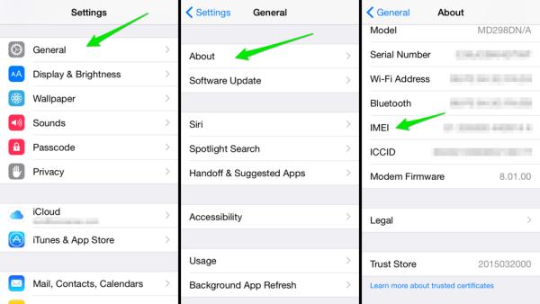 Cách kiểm tra imei iPhone nhanh, an toàn, chính xác nhất hiện nay - Ảnh 2.