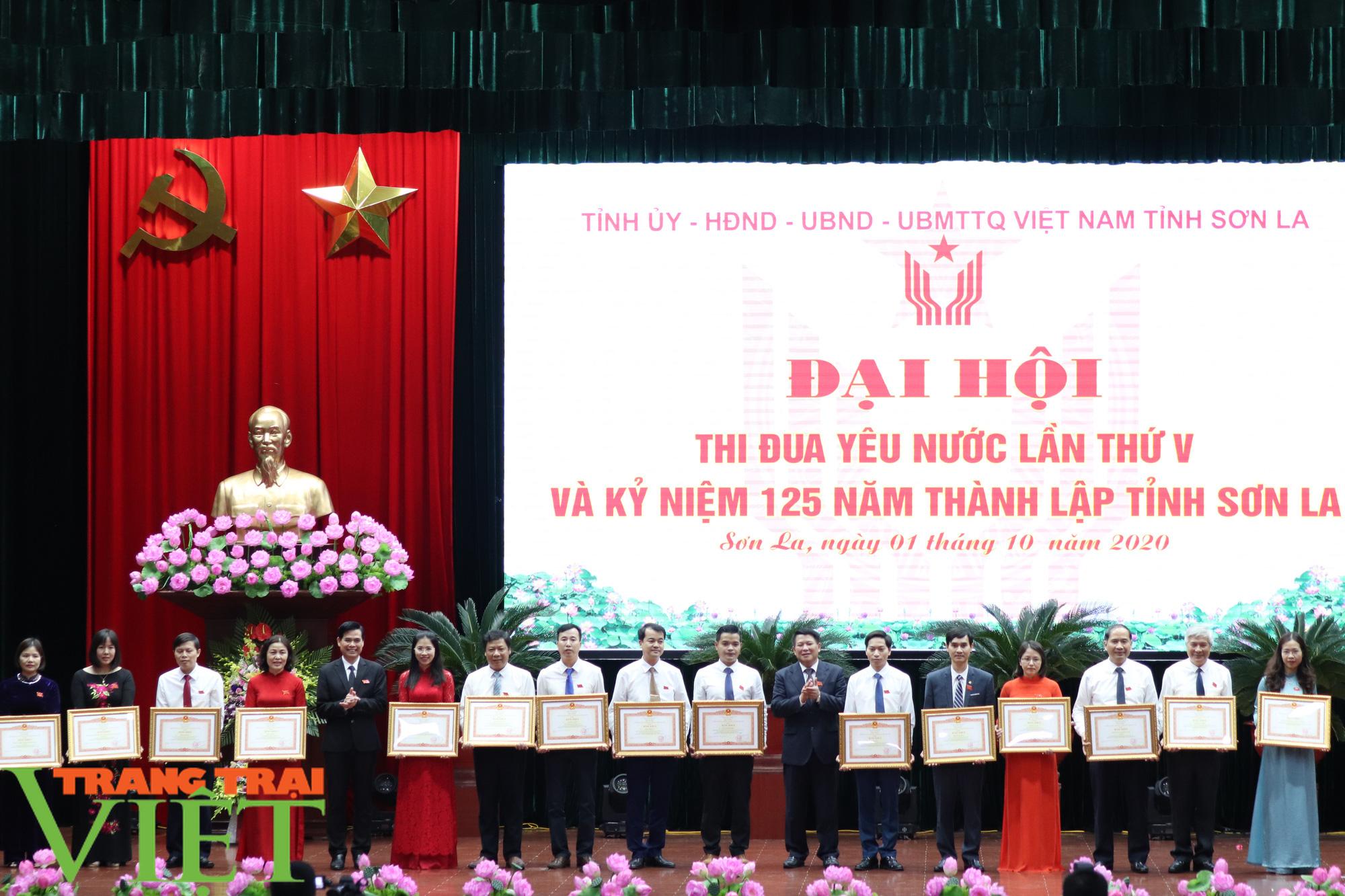 Sơn La tiếp tục triển khai sâu rộng, đồng bộ các phong trào thi đua yêu nước - Ảnh 7.