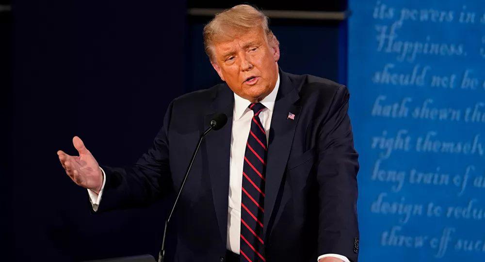 Bầu cử Mỹ: TT Trump chia sẻ cảm xúc sau cuộc tranh luận trực diện đầu tiên bị ông Biden công kích - Ảnh 1.
