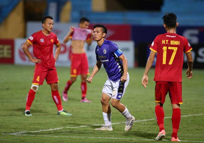 """Bị Thanh Hóa cầm hòa, HLV Hà Nội FC tố đối thủ """"không đá mà phá"""" - Ảnh 1."""