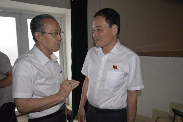 Ông Trần Lưu Quang nói về lý do đẩy nhanh việc thành lập Thành phố Thủ Đức - Ảnh 1.