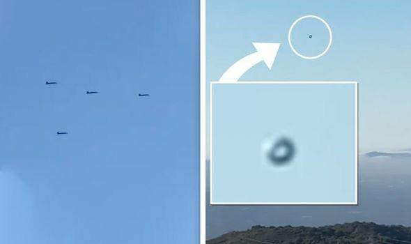 UFO và Không quân Mỹ từng chiến đấu ở California? - Ảnh 2.