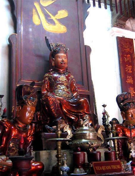 """Anh hùng """"áo vải cờ đào"""" Quang Trung và mộng lớn được khắc ghi - Ảnh 2."""