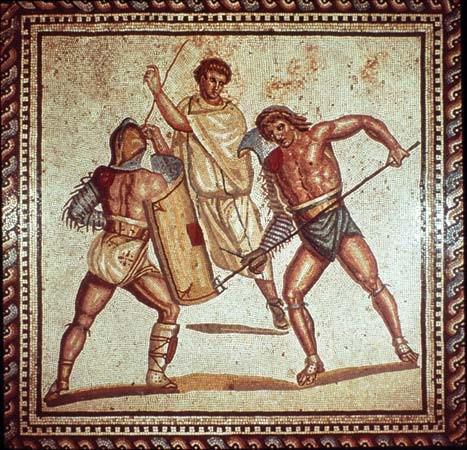 """Đấu trường La Mã: Chuyện lạ võ sĩ giác đấu từ chối tự do vì """"cuồng"""" chiến đấu - Ảnh 5."""