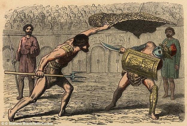 """Đấu trường La Mã: Chuyện lạ võ sĩ giác đấu từ chối tự do vì """"cuồng"""" chiến đấu - Ảnh 6."""