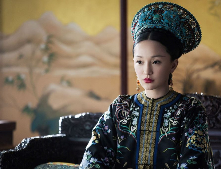 """Mỹ nhân phim cổ trang Trung Quốc xinh đẹp """"đốn tim"""" khán giả, tình duyên lận đận ngoài đời - Ảnh 2."""