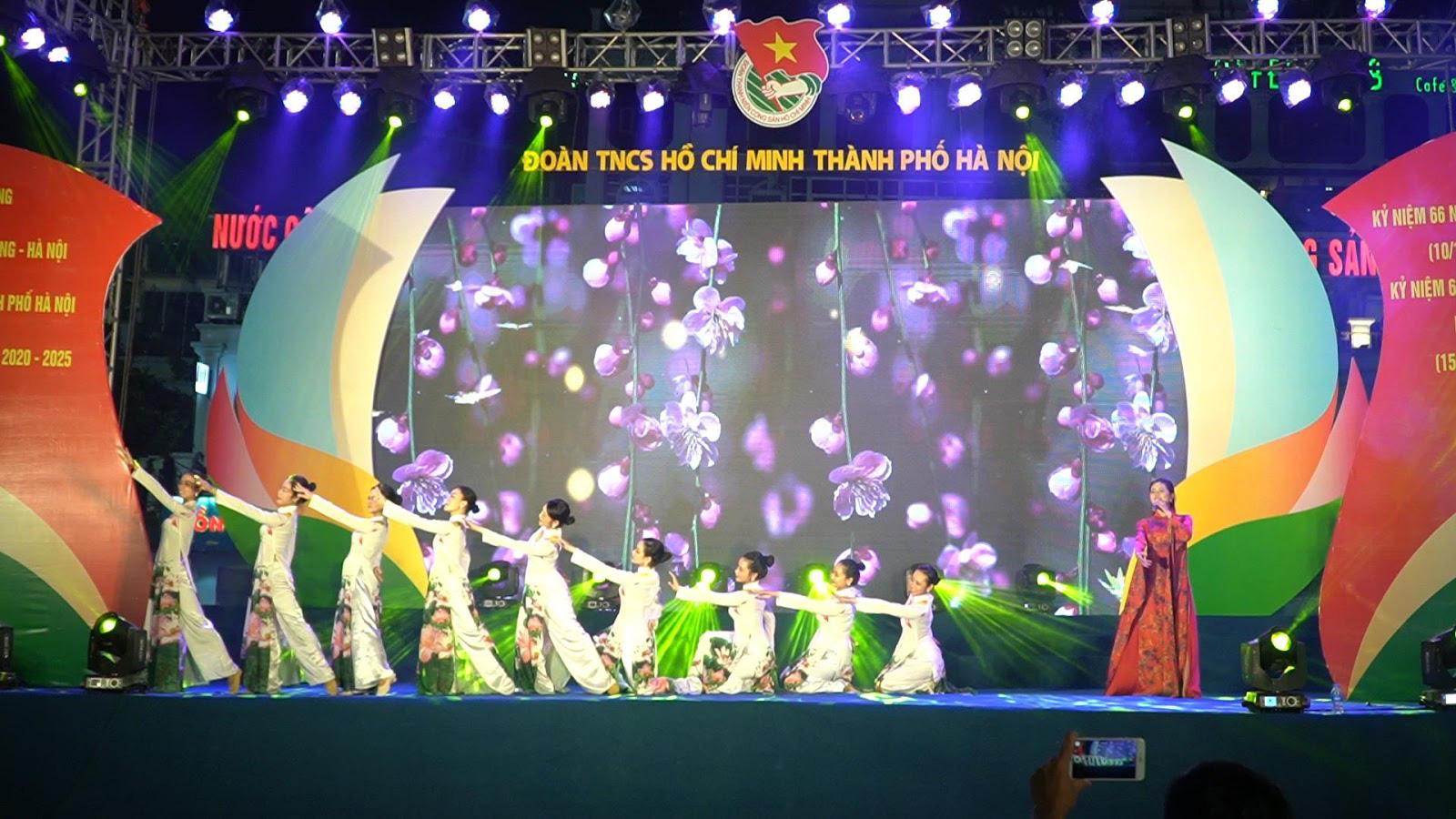 Chương trình nghệ thuật Tự hào Việt Nam năm 2020 gây ấn tượng với khán giả thủ đô - Ảnh 1.