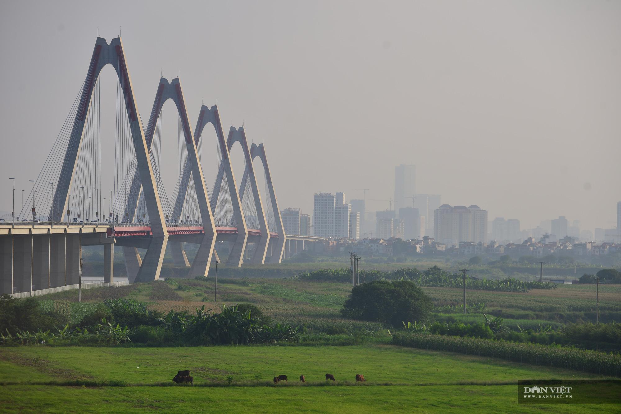 Loạt cây cầu làm thay đổi diện mạo giao thông Thủ đô trong nhiều năm qua - Ảnh 12.