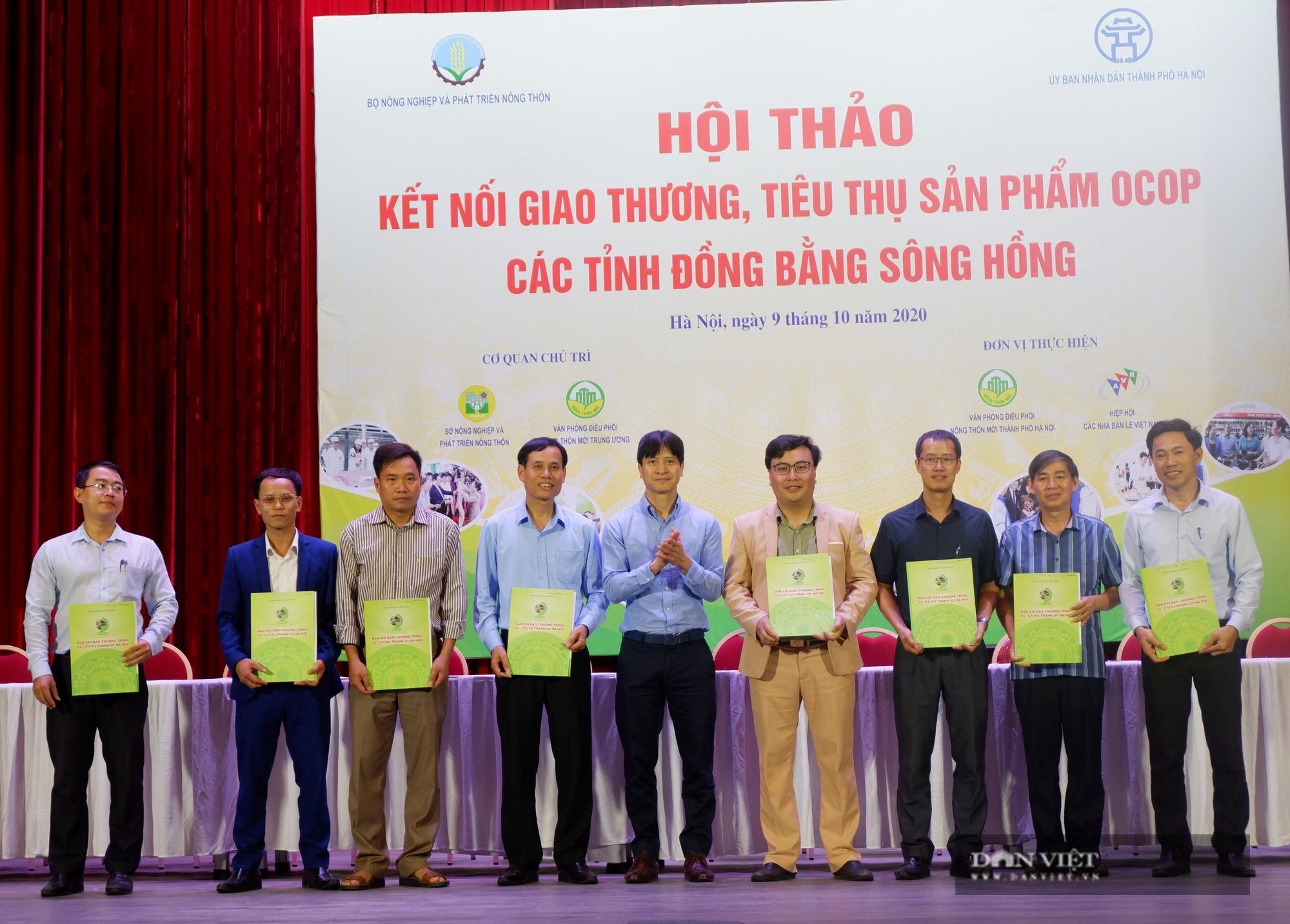 Hà Nội: Quy tụ hàng nghìn sản phẩm nông sản đặc sắc, chỉ toàn là đặc sản, người dân Thủ đô hài lòng - Ảnh 7.
