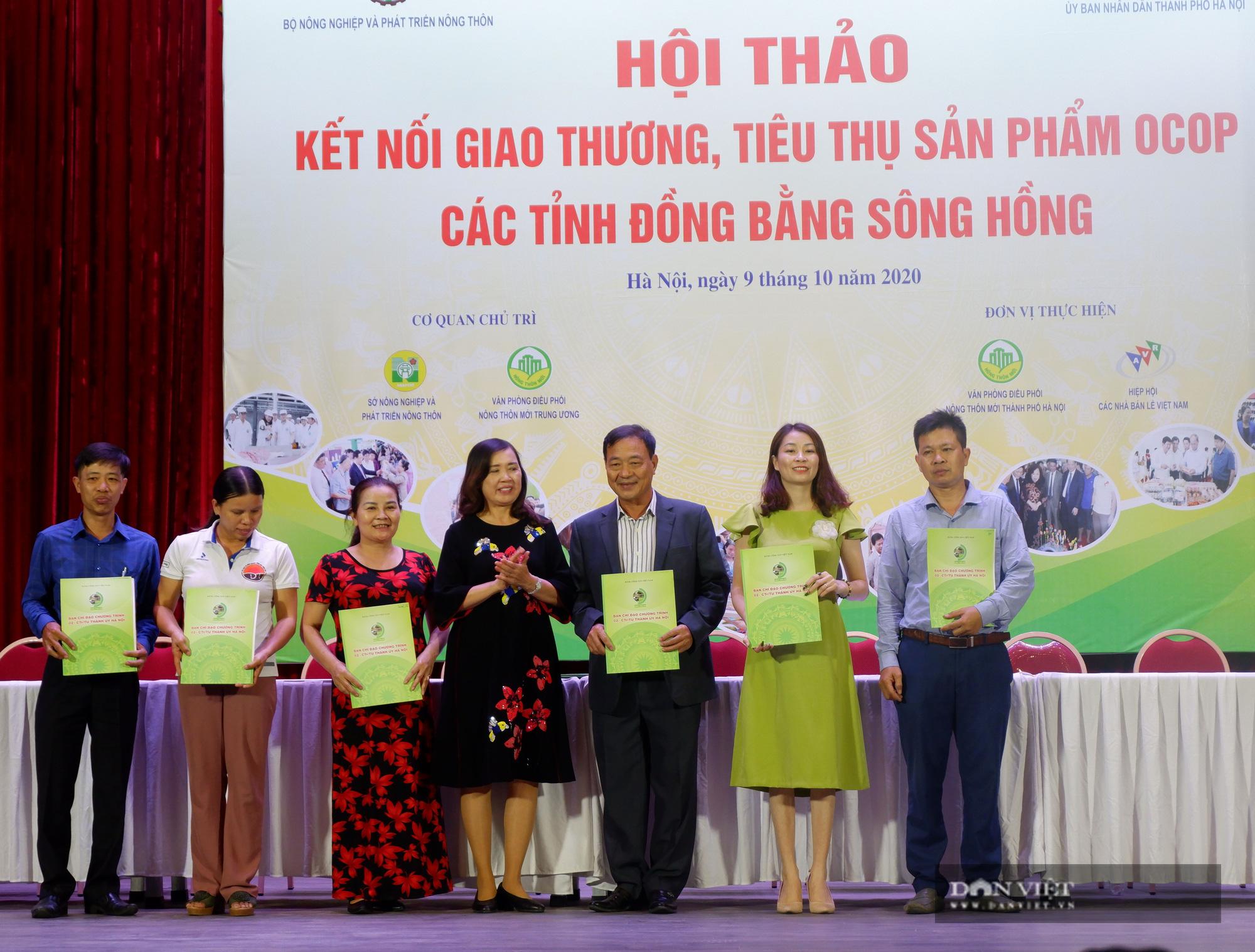 Hà Nội: Quy tụ hàng nghìn sản phẩm nông sản đặc sắc, chỉ toàn là đặc sản, người dân Thủ đô hài lòng - Ảnh 9.