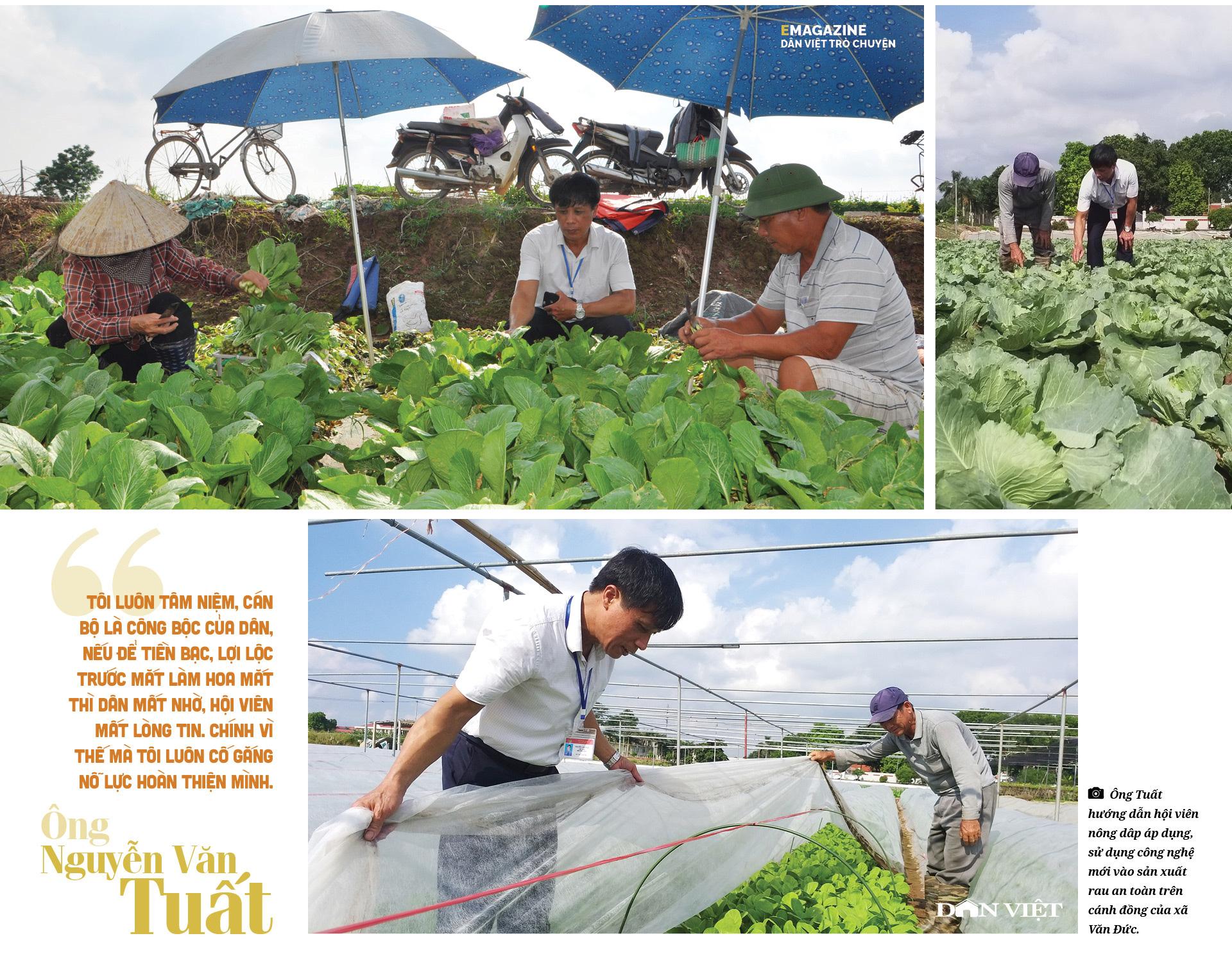"""Nguyễn Văn Tuất - """"thủ lĩnh"""" nông dân giỏi với biệt tài chăn nuôi 10 tỷ đồng/năm - Ảnh 11."""