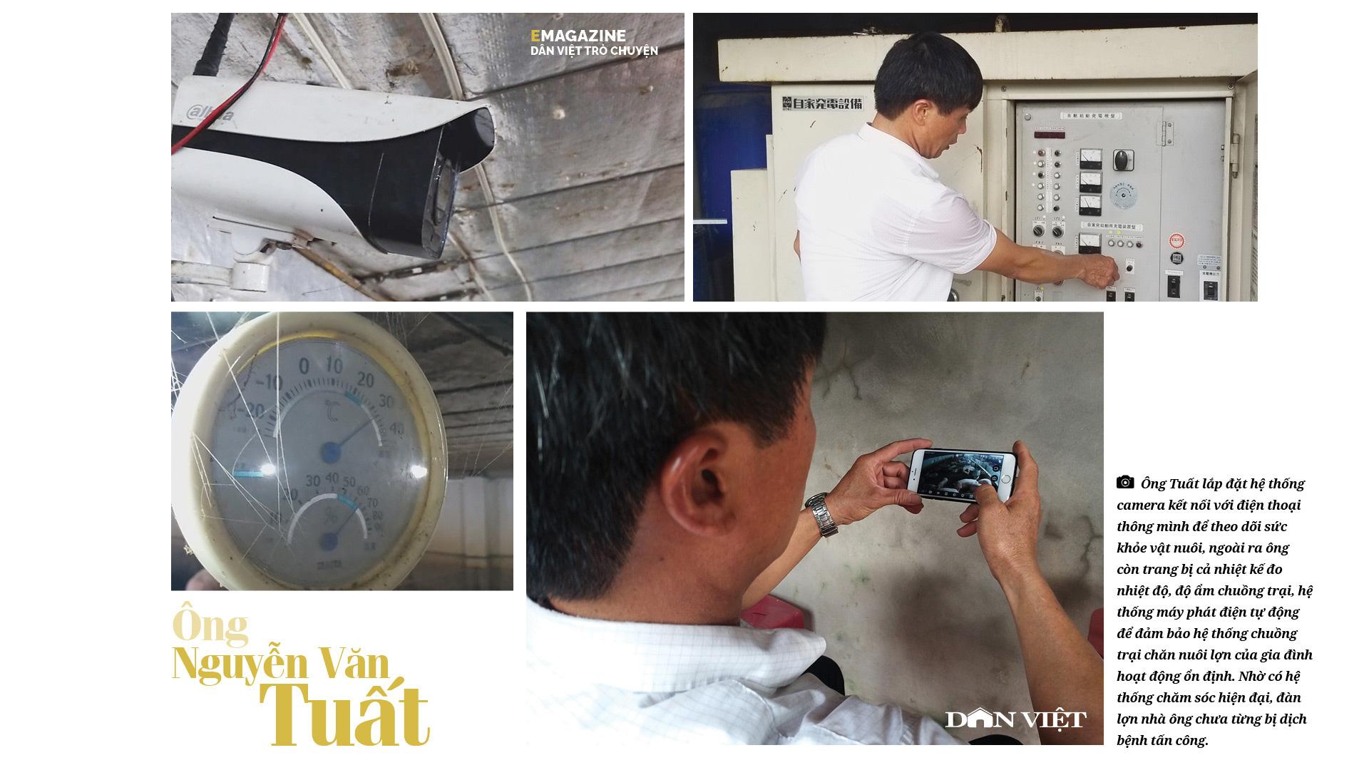 """Nguyễn Văn Tuất - """"thủ lĩnh"""" nông dân giỏi với biệt tài chăn nuôi 10 tỷ đồng/năm - Ảnh 15."""