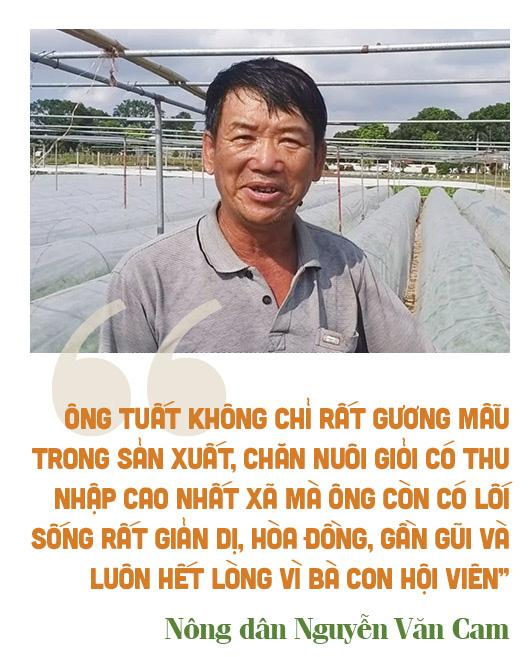 """Nguyễn Văn Tuất - """"thủ lĩnh"""" nông dân giỏi với biệt tài chăn nuôi 10 tỷ đồng/năm - Ảnh 16."""