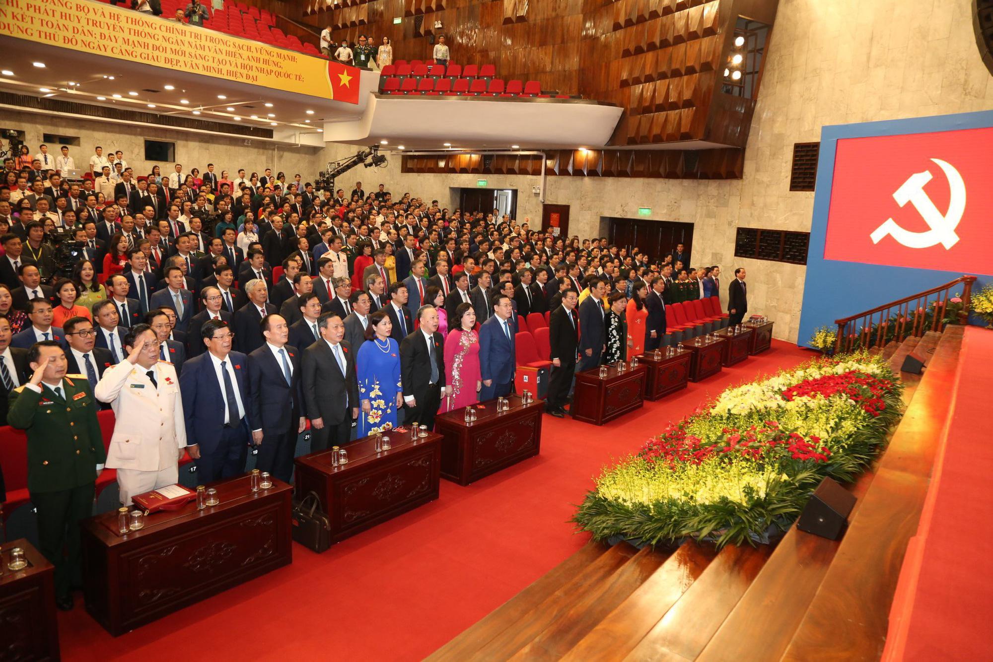 Tổng Bí thư, Chủ tịch Nước Nguyễn Phú Trọng sẽ dự và phát biểu chỉ đạo tại Đại hội Đảng bộ Hà Nội - Ảnh 3.