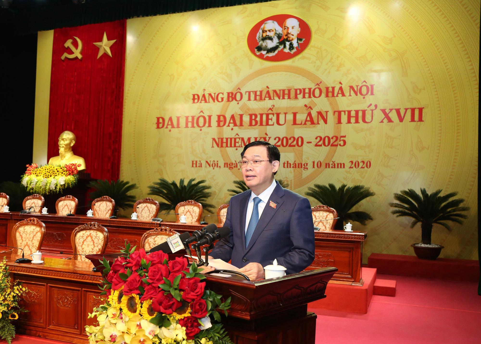 Tổng Bí thư, Chủ tịch Nước Nguyễn Phú Trọng sẽ dự và phát biểu chỉ đạo tại Đại hội Đảng bộ Hà Nội - Ảnh 1.