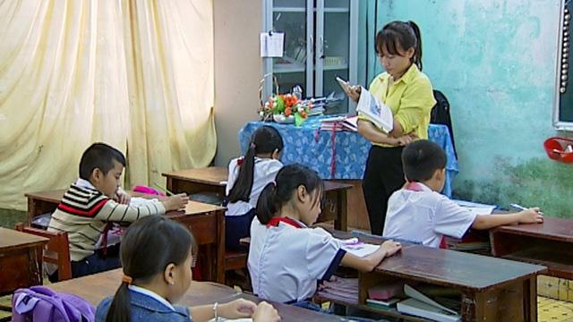 Sách giáo khoa Tiếng Việt lớp 1 chương trình mới: Bài 3: Chương trình mở, nhà trường và cha mẹ phối hợp - Ảnh 1.