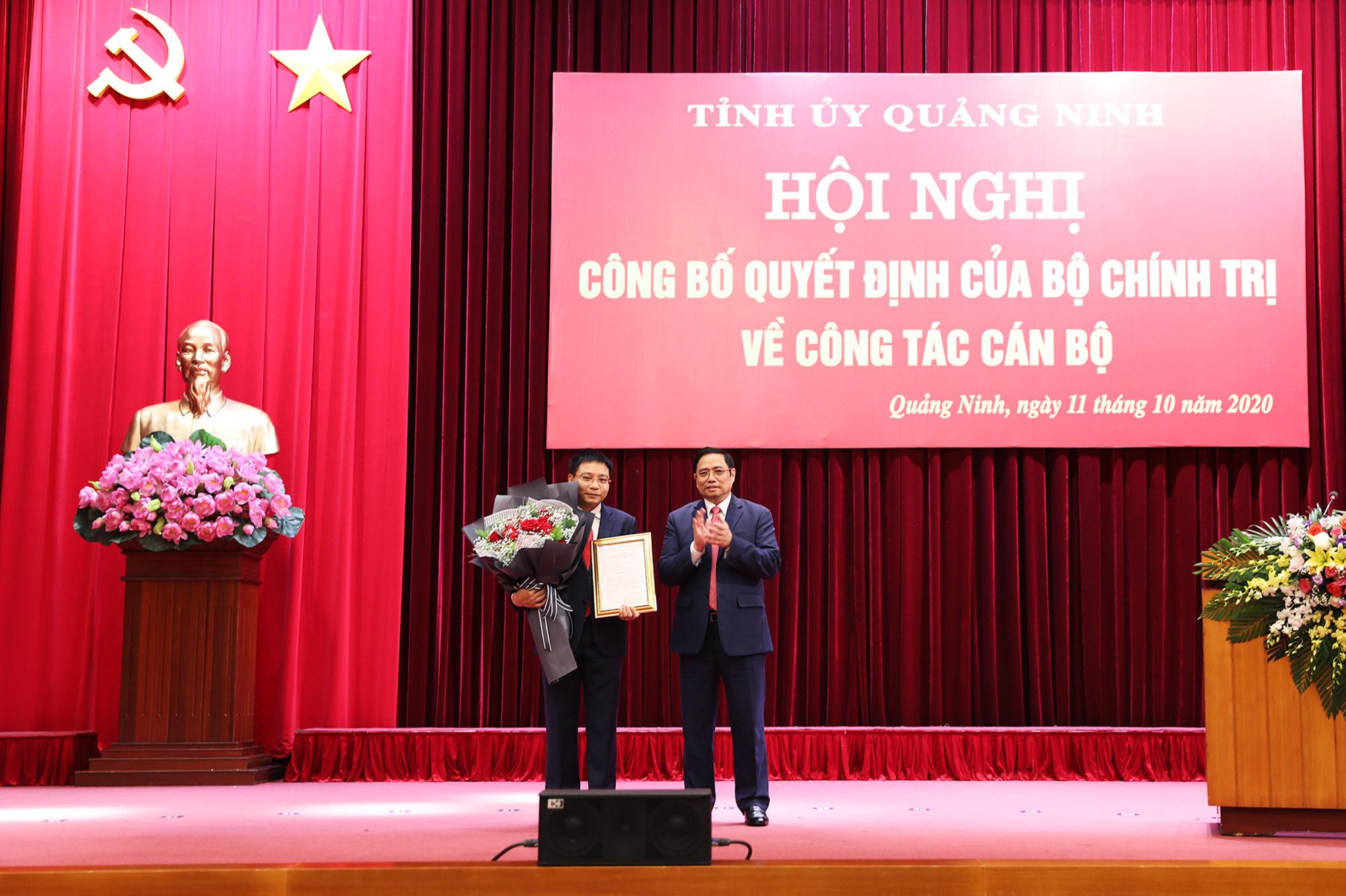 Ông Nguyễn Văn Thắng được giới thiệu bầu Bí thư Tỉnh ủy Điện Biên - Ảnh 1.