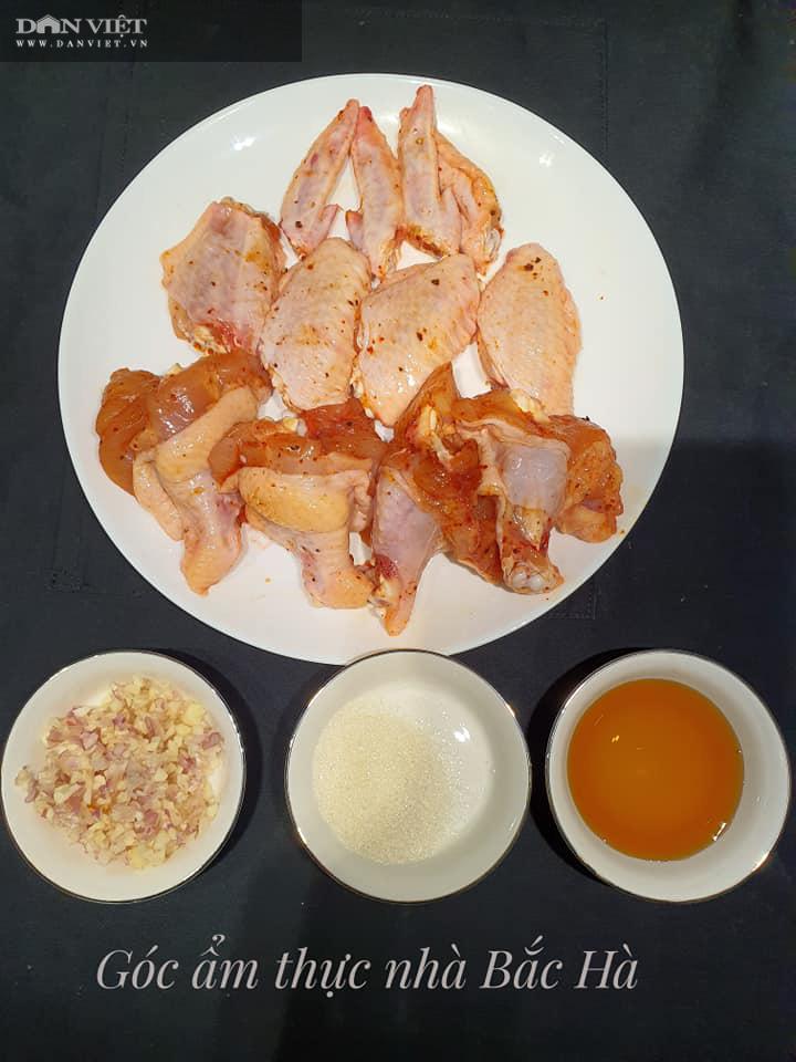Bí quyết làm món cánh gà chiên nước mắm vàng giòn, thơm ngon đậm đà - Ảnh 1.