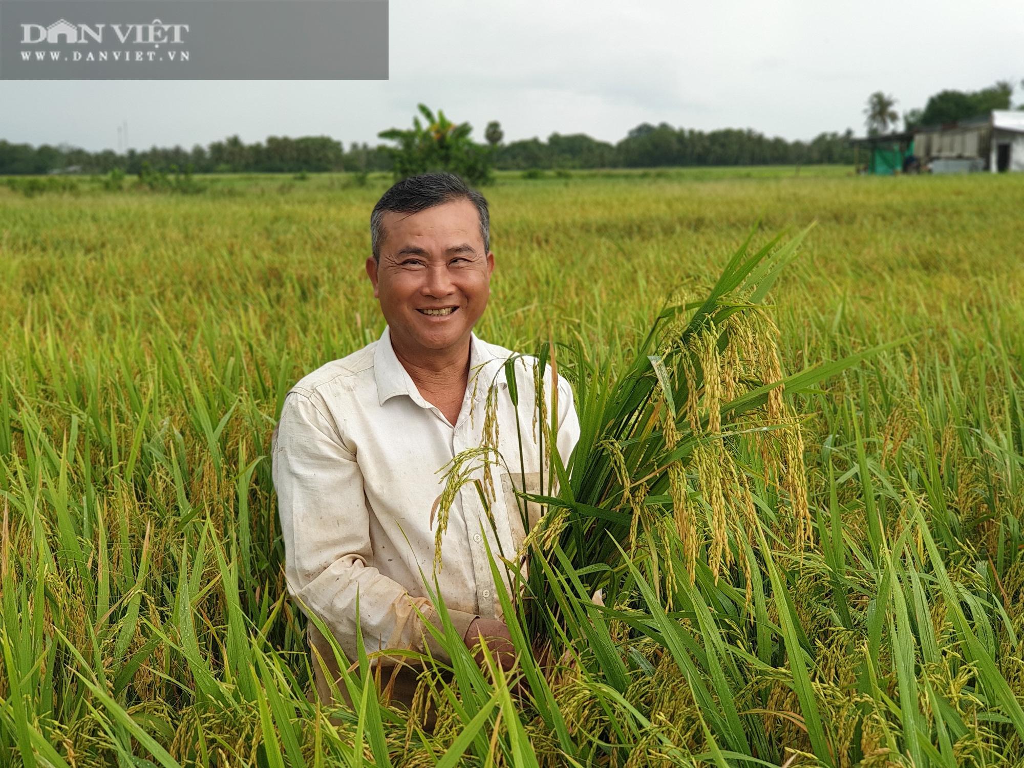 Lão nông ngủ chòi lá, chỉ trồng hẹ, trồng lúa nhưng có hàng tỷ đồng làm từ thiện - Ảnh 4.