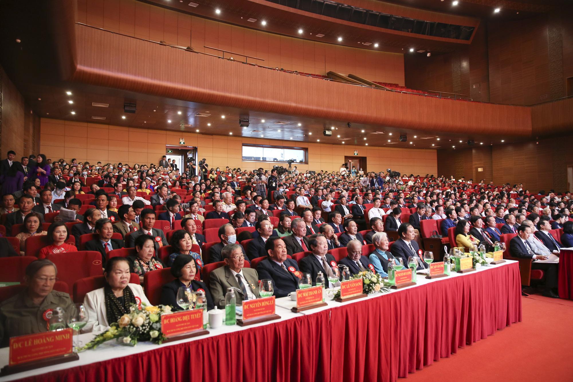 Lễ Kỷ niệm 90 năm Ngày thành lập Hội Nông dân Việt Nam: Hội Nông dân Việt Nam nhận Huân chương Hồ Chí Minh - Ảnh 3.