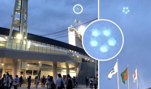Năm quả cầu phát sáng kỳ lạ được phát hiện ở Nhật Bản  - Ảnh 1.