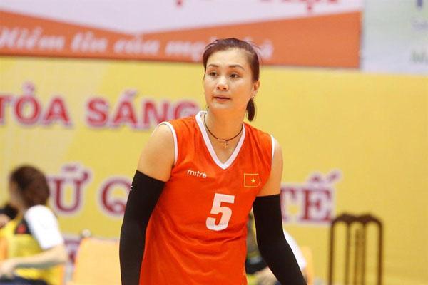Hé lộ bí quyết giúp hoa khôi bóng chuyền Kim Huệ giữ sắc vóc U40 - Ảnh 1.
