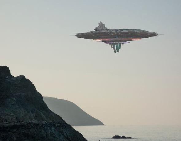 """Phát hiện UFO đang """"ăn"""" năng lượng Mặt trời? - Ảnh 4."""