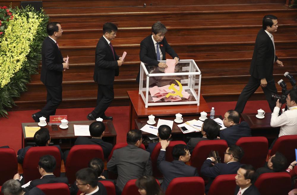 Hà Nội: Giới thiệu 80 người để bầu Ban Chấp hành Đảng bộ TP  khóa XVII - Ảnh 5.