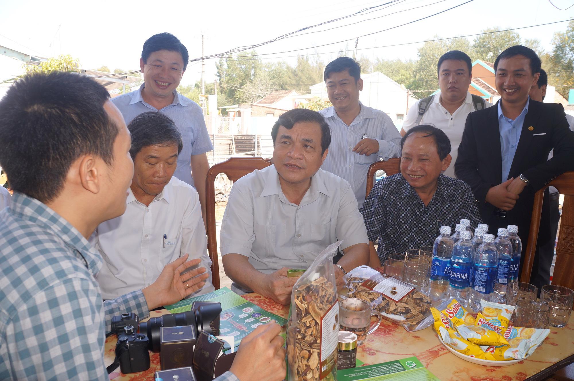 Ông Phan Việt Cường tái đắc cử Bí thư Tỉnh ủy Quảng Nam - Ảnh 2.