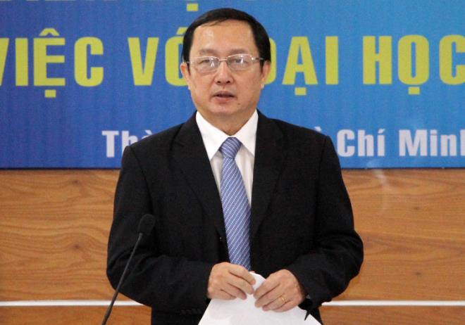Chân dung ông Huỳnh Thành Đạt - người được giới thiệu bầu làm Bộ trưởng Khoa học - Công nghệ - Ảnh 1.