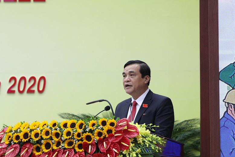 Đại hội đại biểu lần thứ XXII tỉnh Quảng Nam: Phấn đấu năm 2025 thu nhập bình quân đầu người 70 triệu đồng - Ảnh 2.