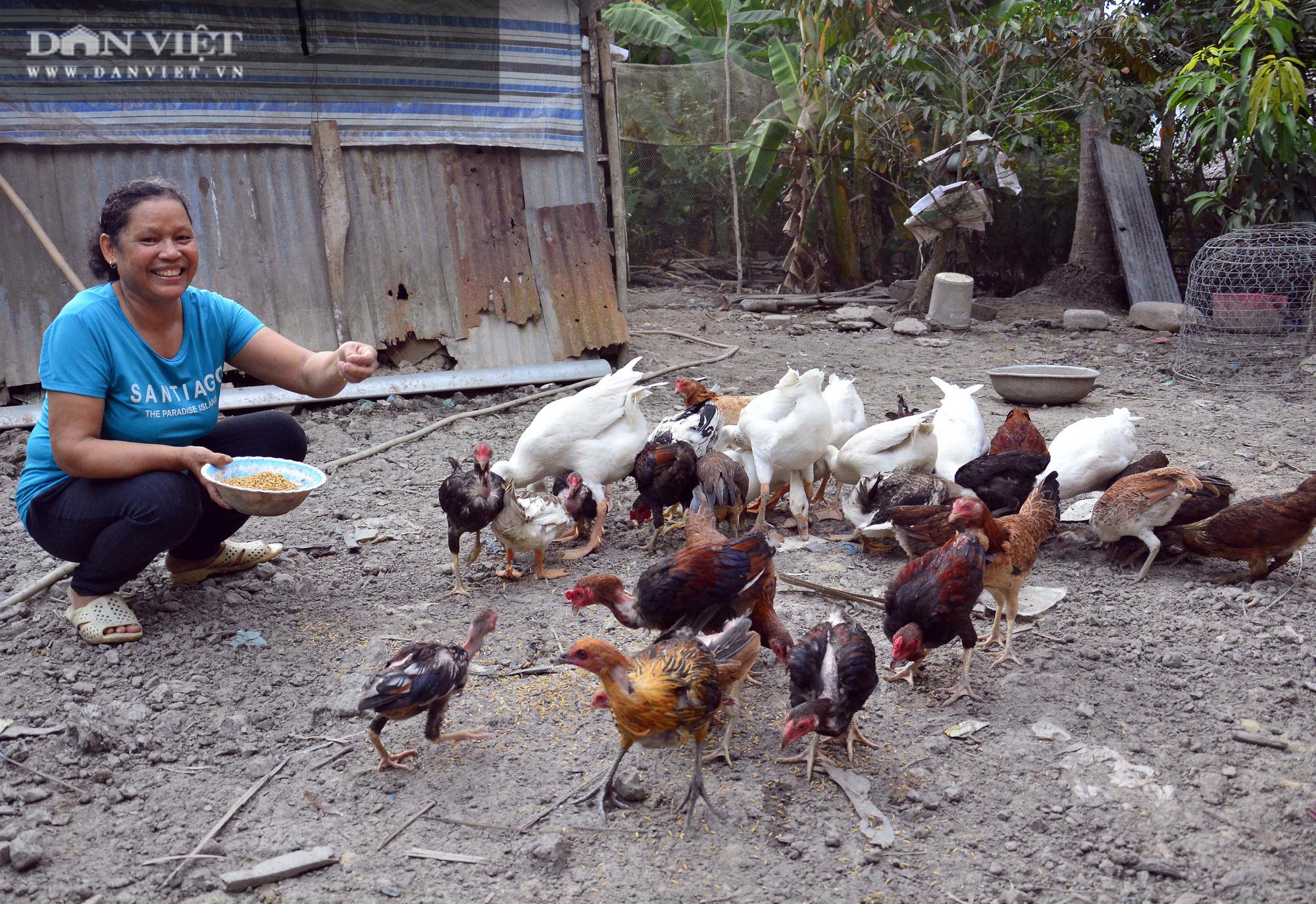 Kiên Giang: Nữ chi hội trưởng đảm việc nước giỏi việc nhà, mỗi năm kiếm trên trăm triệu - Ảnh 1.