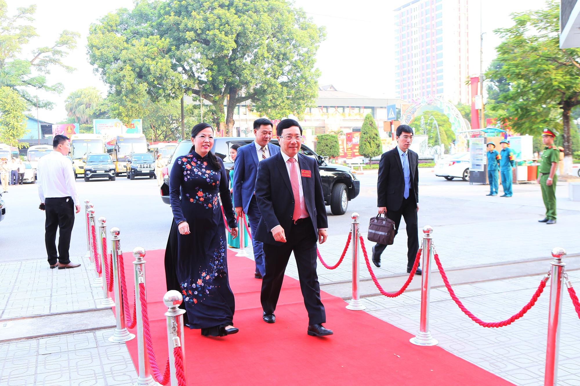 Thái Nguyên phấn đấu thành trung tâm kinh tế công nghiệp hiện đại của khu vực trung du miền núi Phía Bắc vào năm 2030 - Ảnh 1.