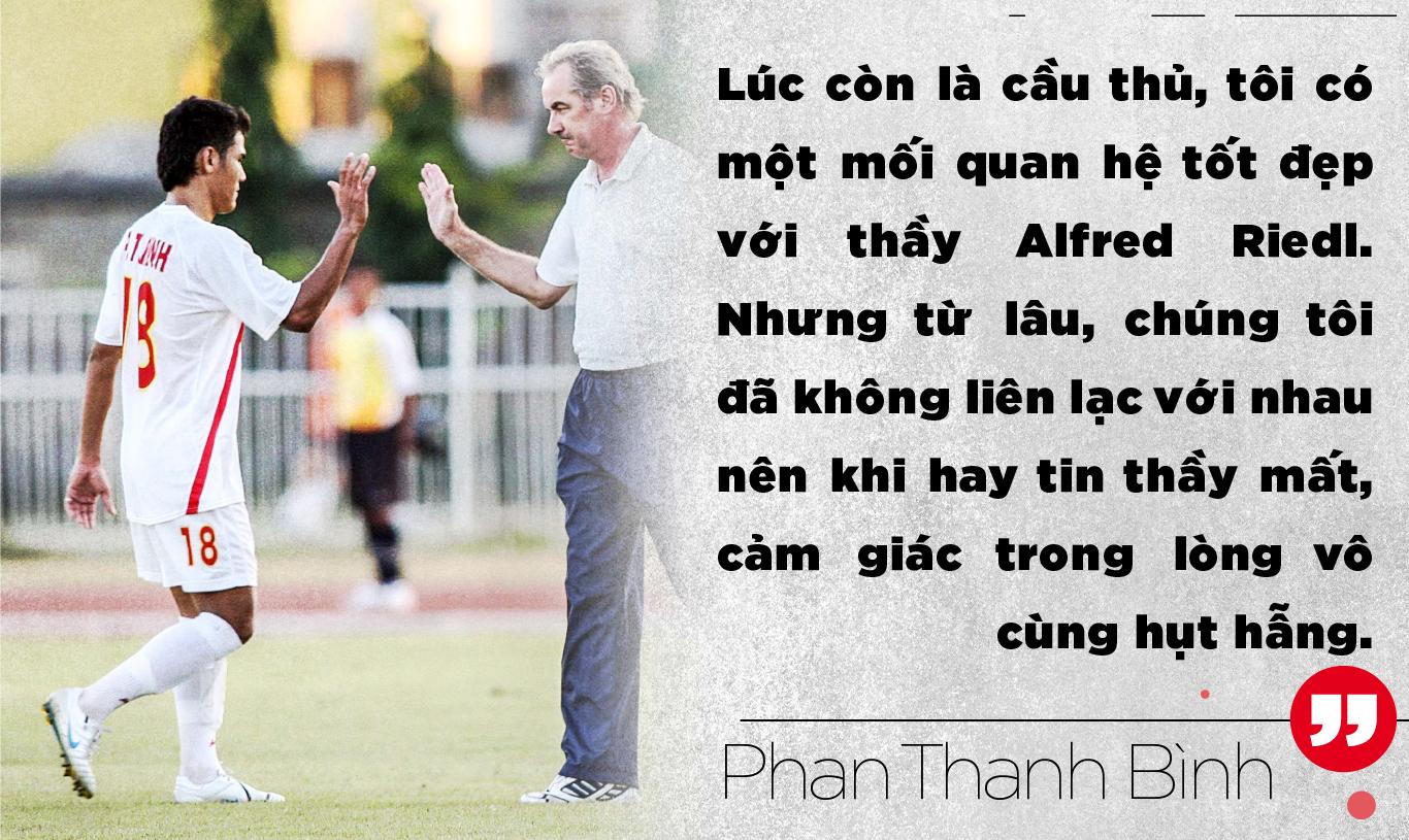 Phan Thanh Bình: Ai nói HLV Riedl ghét Công Vinh, yêu Văn Quyến? - Ảnh 3.