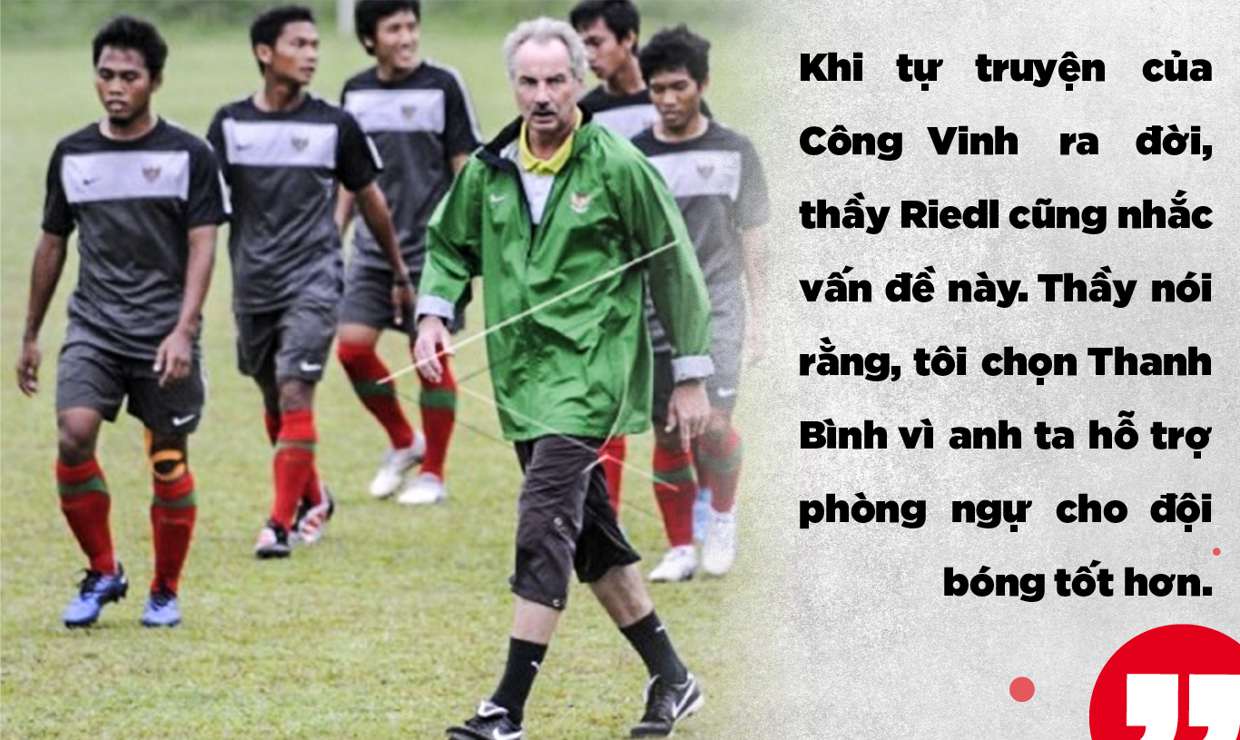 Phan Thanh Bình: Ai nói HLV Riedl ghét Công Vinh, yêu Văn Quyến? - Ảnh 9.