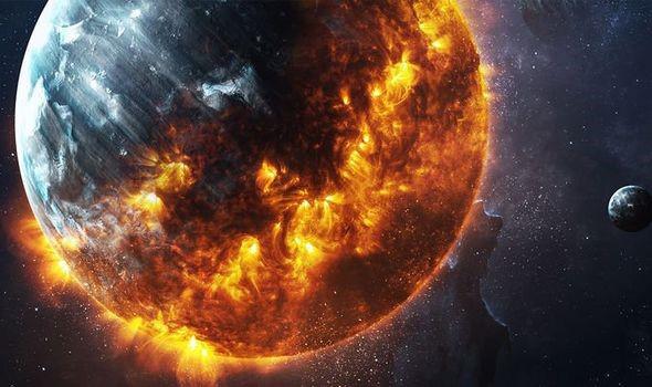 """Một nguồn năng lượng tối có thể """"xé toạc"""" cả vũ trụ - Ảnh 1."""